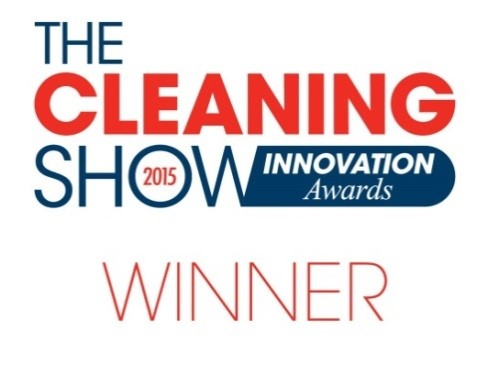 The Cleaning Show 2015 Innovaton Awards Winner